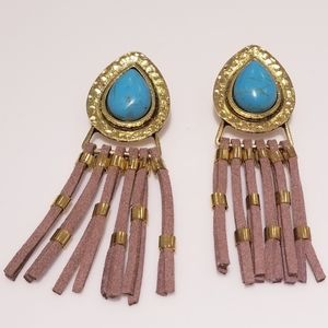 Rustic Tribe Earrings